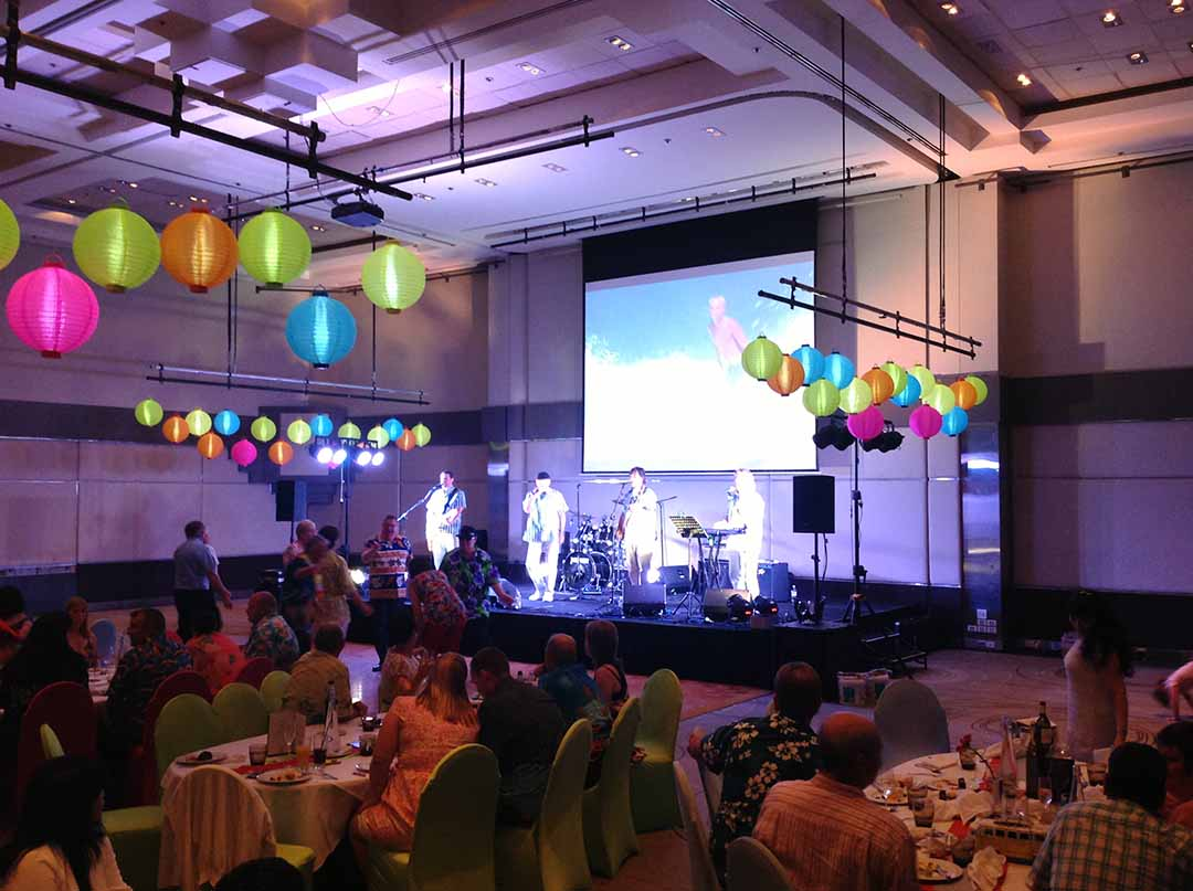 Event management for corporate events