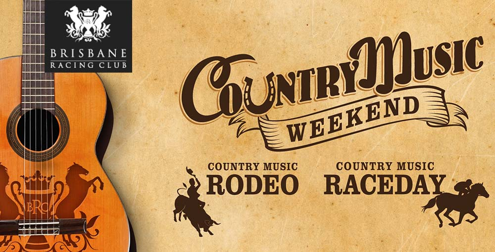 Brisbane Racing Club Country Music Festival Event